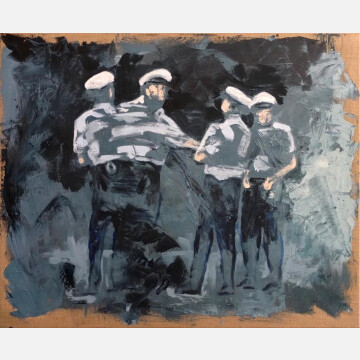 Untitled Police, 2016