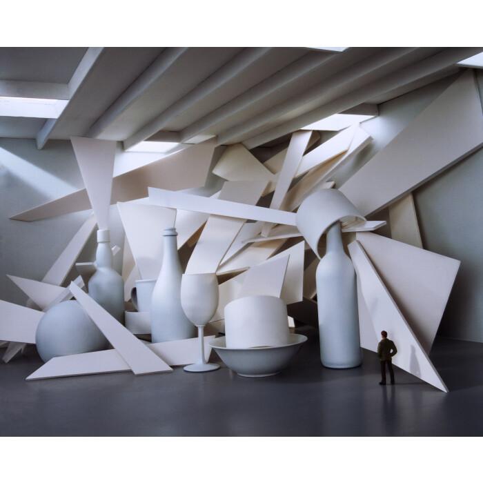 Pseudodocumentation: Cubist Space, 2005