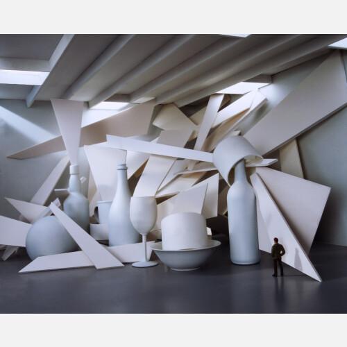 Pseudodocumentation: Cubist Space