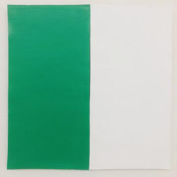 green/white