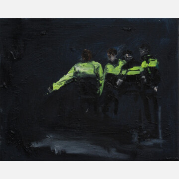 Untitled Police, 2014