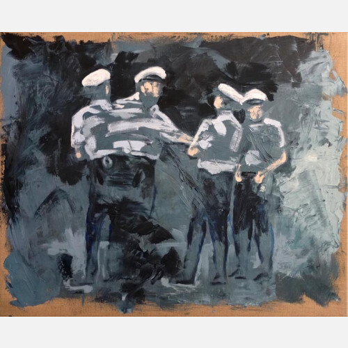 Untitled Police