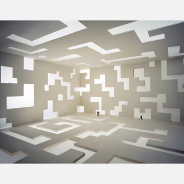 Pseudodocumentation: Holes and Light, 2009